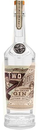 Gin of the World # Two James #