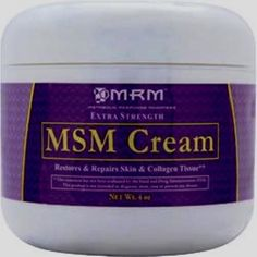 Better quality saves u more! 5 MRM MSM Cream 4 oz in lots to save u more  #MRM