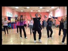 VARZESH is a combination of yoga, zumba, aerobics, and cultural dance with the Persian music choreographed by Tanory Ateek. Special thanks to Tanory Ateek fo...