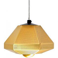 Tom Dixon Cell Short Pendelleuchte LED http://www.flinders.de/tom-dixon/ #tomdixon #led