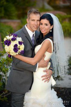 Beautiful wedding setting of the Morikami Museum, Miami � Vlad Miscovic and Maela
