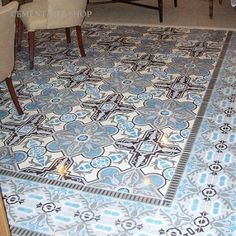 Love this floor.  - Come find more on Zillow Digs!