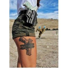 1000 images about open carry on pinterest tactical for Gun holster tattoo