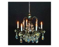 Beryl and Chris Harman, ABC Miniatures - chandelier