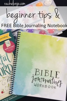 Yesterday I enjoyed spending most of the day at the Columbus West Lifeway Christian bookstore for their Bible Journaling event. We had so much fun that I wanted to share some tips, hints, and suggestions that we covered, as well as their free Bible Journa Bible Journaling For Beginners, Bible Study Journal, Scripture Study, Bible Art, Scripture Journal, Prayer Journals, Daily Scripture, Daily Devotional, Beginner Bible Study