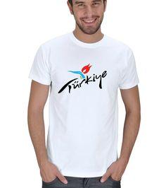 Türkiye Baskılı Tişört Erkek Tişört
