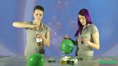 Alovy zábavné pokusy - nafukování balonků Lava Lamp, Table Lamp, Youtube, Table Lamps, Youtubers, Lamp Table, Youtube Movies
