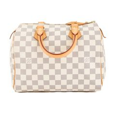 07f561c6e178 Louis Vuitton Damier Azur Speedy 25 Bag (Pre Owned)