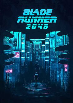 Blade Runner 2049 by Bella Grace - Home of the Alternative Movie Poster -AMP-