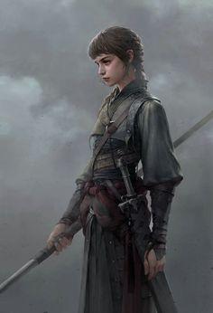 A younger Elhana