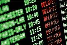 Flight Delayed?? Read this blog to know how to kill time when your flight is delayed. For more info flow this blog..http://bit.ly/1JrrTVW