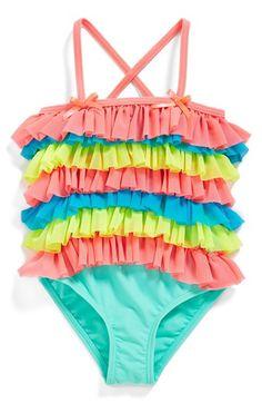 c017c91efd160 Hula Star  Mermaid  One-Piece Swimsuit (Toddler Girls  amp  Little Girls