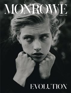 Adeline Jouan By Fanny Latour-Lambert For The 1st Issue Of Monrowe Magazine (1)