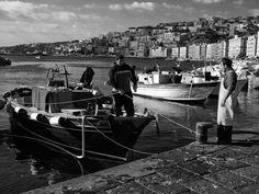 Naples. Small fisherman.