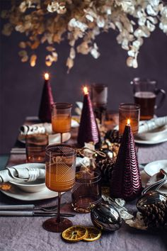⟪ New Year is coming: wonderful ideas for holiday table by Zara Home⟫ ◾ Фото ◾Идеи ◾Дизайн Christmas Tablescapes, Christmas Table Decorations, Holiday Tables, Decoration Table, Christmas Themes, Christmas Mood, Noel Christmas, Christmas 2019, Xmas