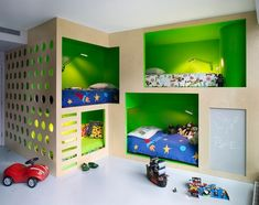 Inspiring Pictures For Build Your Lovely Kids Bedroom Ideas Boys: Glamorous Eclectic Apartment Style Boys Bedroom Ideas Design With Stunning Light Wooden Wall Decoration Excellent Glossy Flooring Ideas ~ kidlark.com Apartment Inspiration