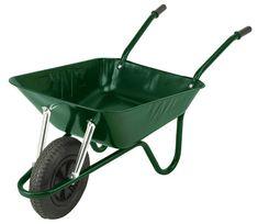 Equestrian use 100Ltr H//Duty yellow Wheelbarrow Ideal for Gardeners