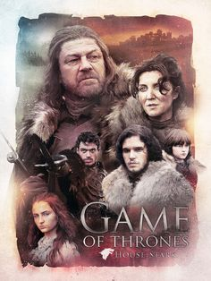 Game of Thrones by Richard Davies