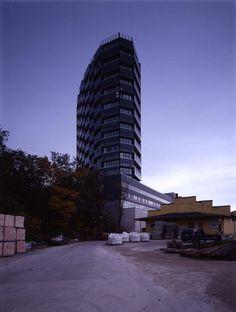 k 6_Hochhaus Kundratstrasse, Wohn- und Geschäftshaus, Wien 10, mit Neumann + Partner, Wien I GPA, Wien
