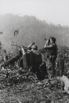 1st Battalion, 9th Marines Sniper Team, 1969