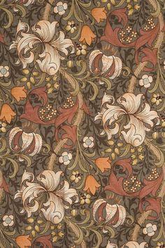 William Morris - PreRaphaelite - Designer - Textile