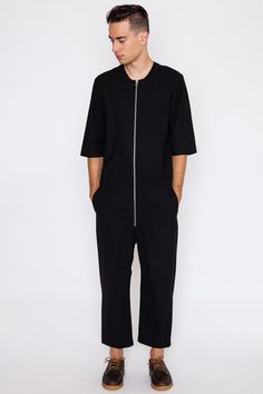 Chapter - Murka Suiting Mens Jumpsuit via @shopacrimony