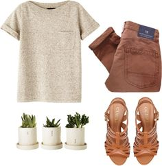 """andie."" by cauchemar-exquis ❤ liked on Polyvore"