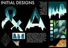 Initial Designs 2.