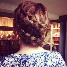 One day... #hair #braid #cute