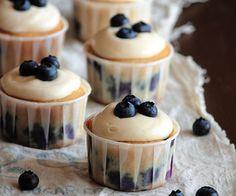 Todos os tamanhos | Blueberry Cream Cheese Cupcakes | Flickr – Compartilhamento de fotos!
