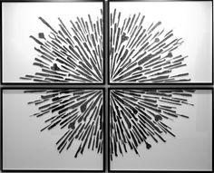 Mark Salvatus, Hundred Lives (Quadriptych) - Schoeni Prize SAAP 2012/13