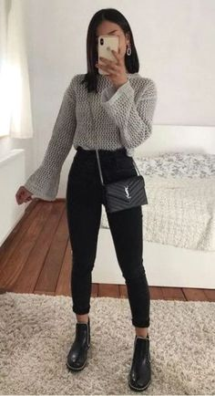 20 Cute Spring Outfits for Teen Girls Modest Winter Outfits, Spring Outfits For Teen Girls, Cute Modest Outfits, Casual School Outfits, Cute Spring Outfits, Cute Teen Outfits, Winter Fashion Outfits, Stylish Outfits, Outfits For School For Teens
