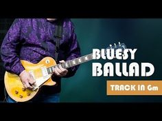 Minor Bluesy Ballad Backing Track Jam in Gm General Motors, Music Lessons, Guitar Lessons, G Minor, Backing Tracks, Playing Guitar, Excercise, Blues, Journey