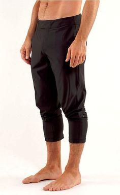 LULULEMON Inversion Mens Pants Yoga Athletic Hiking Warmup Run Track Workout 38 #Lululemon #Pants
