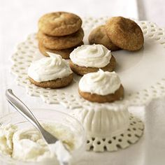 Irish Creme Delights Delight your family with these traditional snacks. Add a splash of Irish creme to the cookies for a delicious twist in the recipe.