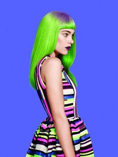 26 Besten Hair Bilder Auf Pinterest Colorful Hair Hair Coloring
