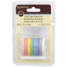 Recollections™ Washi Tape Dispenser, Pastels