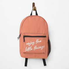 Design Quotes, Little Things, Creative Design, Positive Quotes, Fashion Backpack, Motivational, Positivity, Backpacks, Wallet