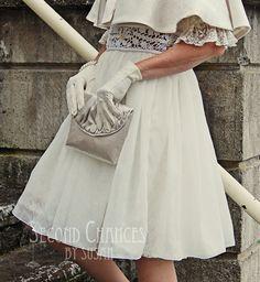 Second Chances by Susan: Vintage Winter White