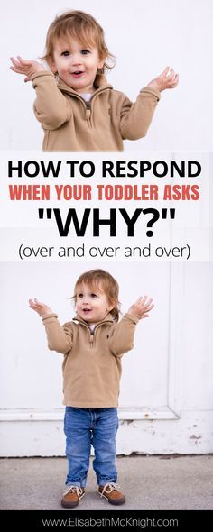 "Has your toddler started asking an incessant number of ""why""s recently? Here's why your child does it and some tips to respond and keep your sanity"