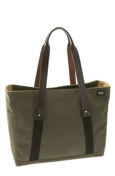 Jack Spade Tote Backpack Bags, Tote Bag, Jack Spade, Just For Men, Canvas Bags, Things To Buy, Stuff To Buy, Men Bags, Leather Design