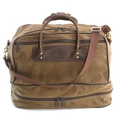 Frost River Prairie Boot Bag No.616