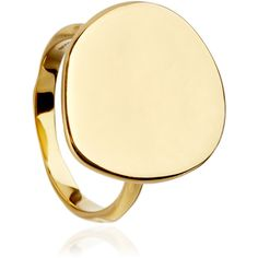 Monica Vinader Siren Ring ($180) ❤ liked on Polyvore