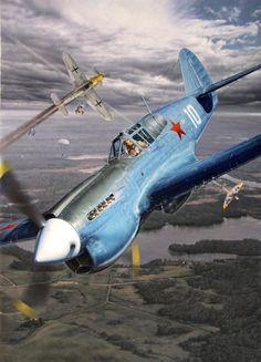 Soviet Lend Lease P-40