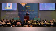Conligus Business Presentation: vision and mission