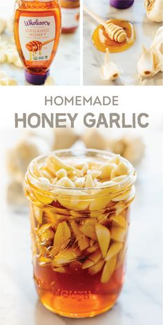 If you love discovering homemade remedies for sore throats, then look no further than this recipe for Homemade Garlic Honey. From the winter blues to seasonal colds, this potent combination of Wholesome Organic Honey and fresh garlic cloves is bound to be a go-to in your home. Helping you change up your sick day routines, this unique creation is as versatile as it is easy to make!