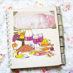 Create a Family Recipe Book...I actually suggested this to my family quite a while back...but not done yet...
