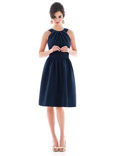 Alfred Sung Style D494 http://www.dessy.com/dresses/bridesmaid/d494/?color=midnight&colorid=47#.Uv2eL3i9Kc0