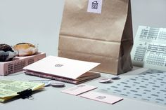 Packaging of the World: Creative Package Design Archive and Gallery: Elinas Bakery