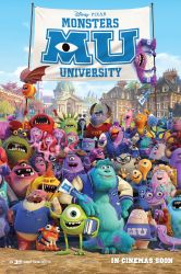 Monsters University is set to be the animation movie of the summer Mike and Sulley are back.